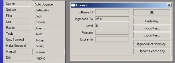 Install Ulang MikroTik RouterOS pada DOM